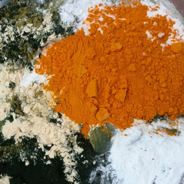 Anti-Inflammatory Powder